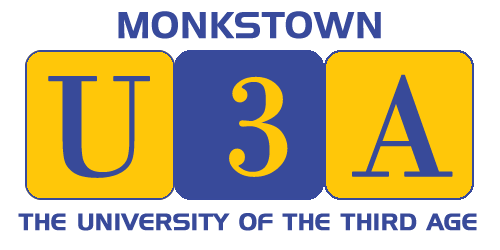 Logo Image for U3A Monkstown